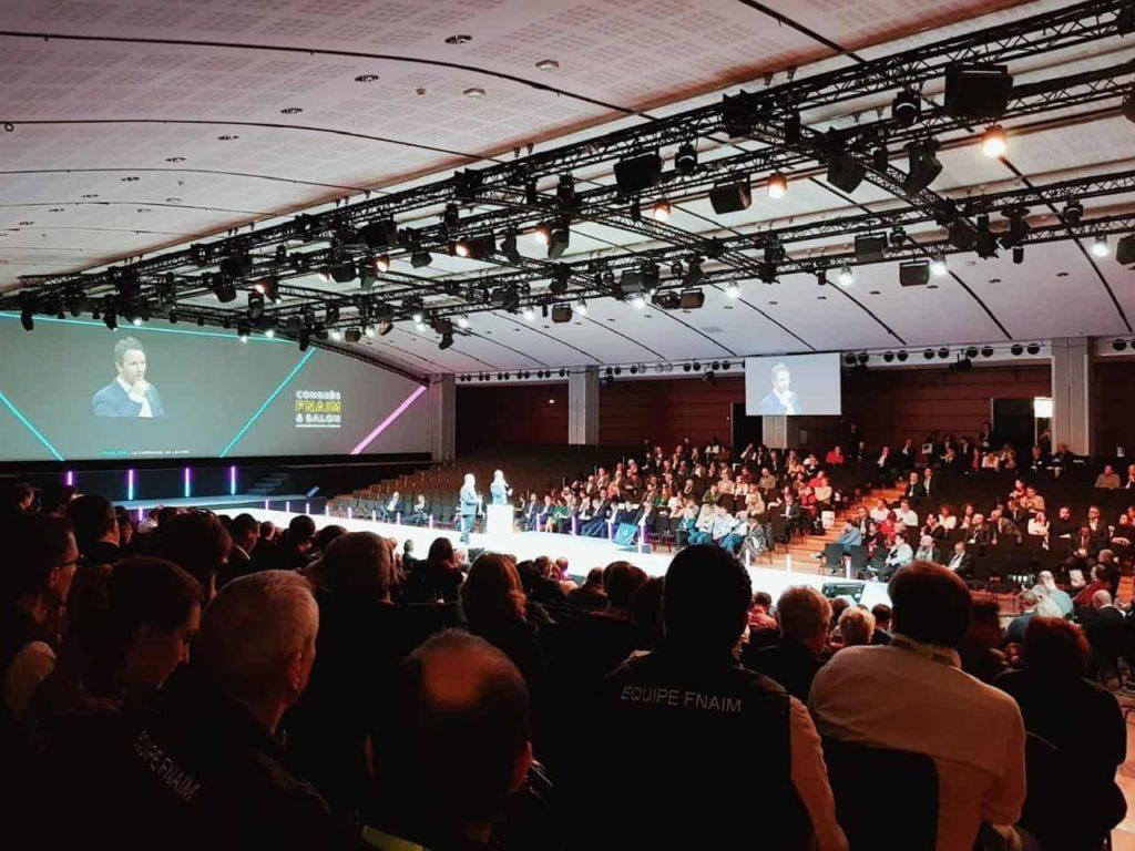 Congrès FNAIM 2019 : un résumé des festivités