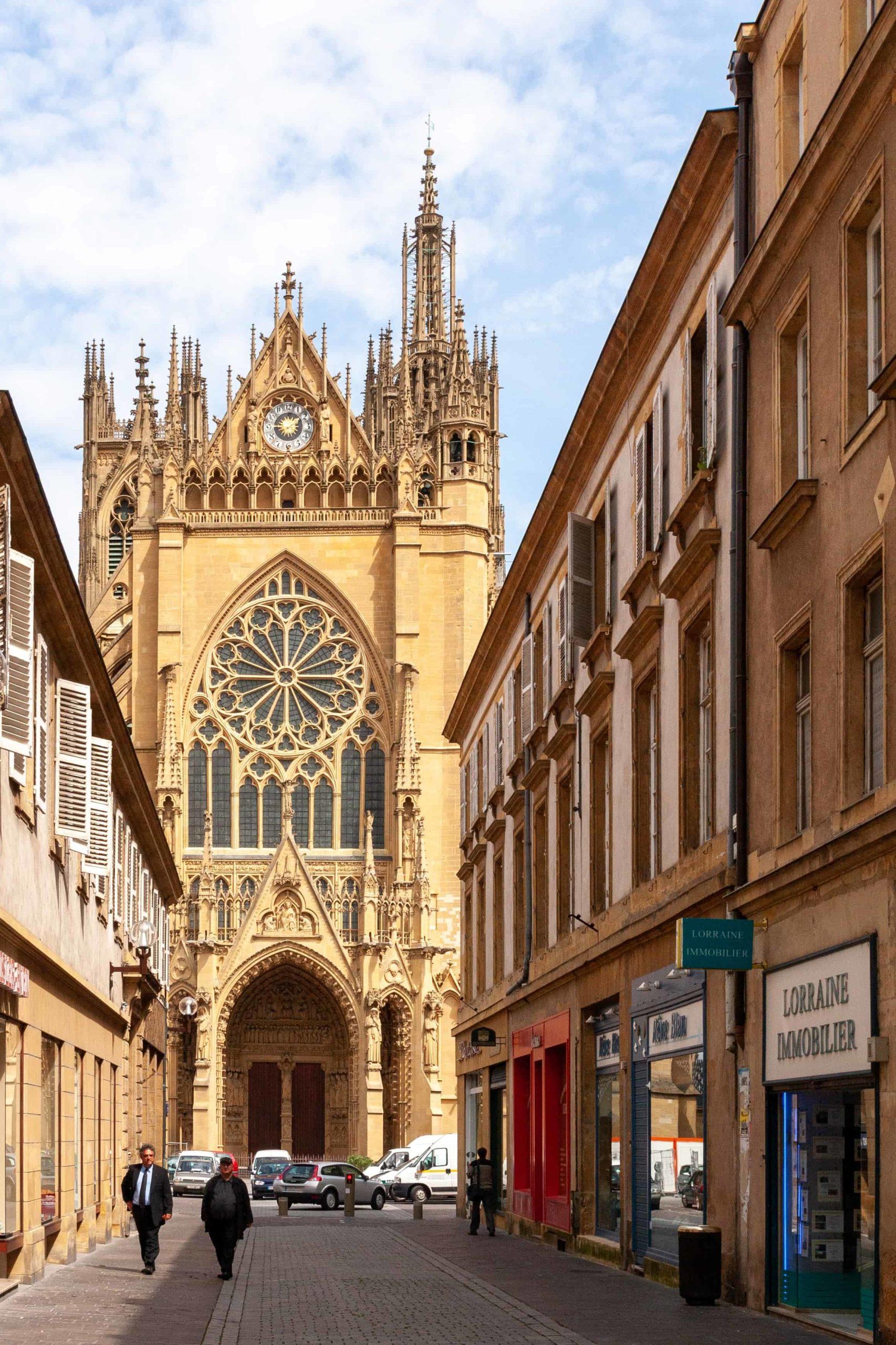 Marché de l'immobilier à Metz