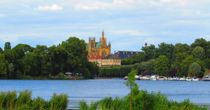 Les prix de l'immobilier en hausse à Metz