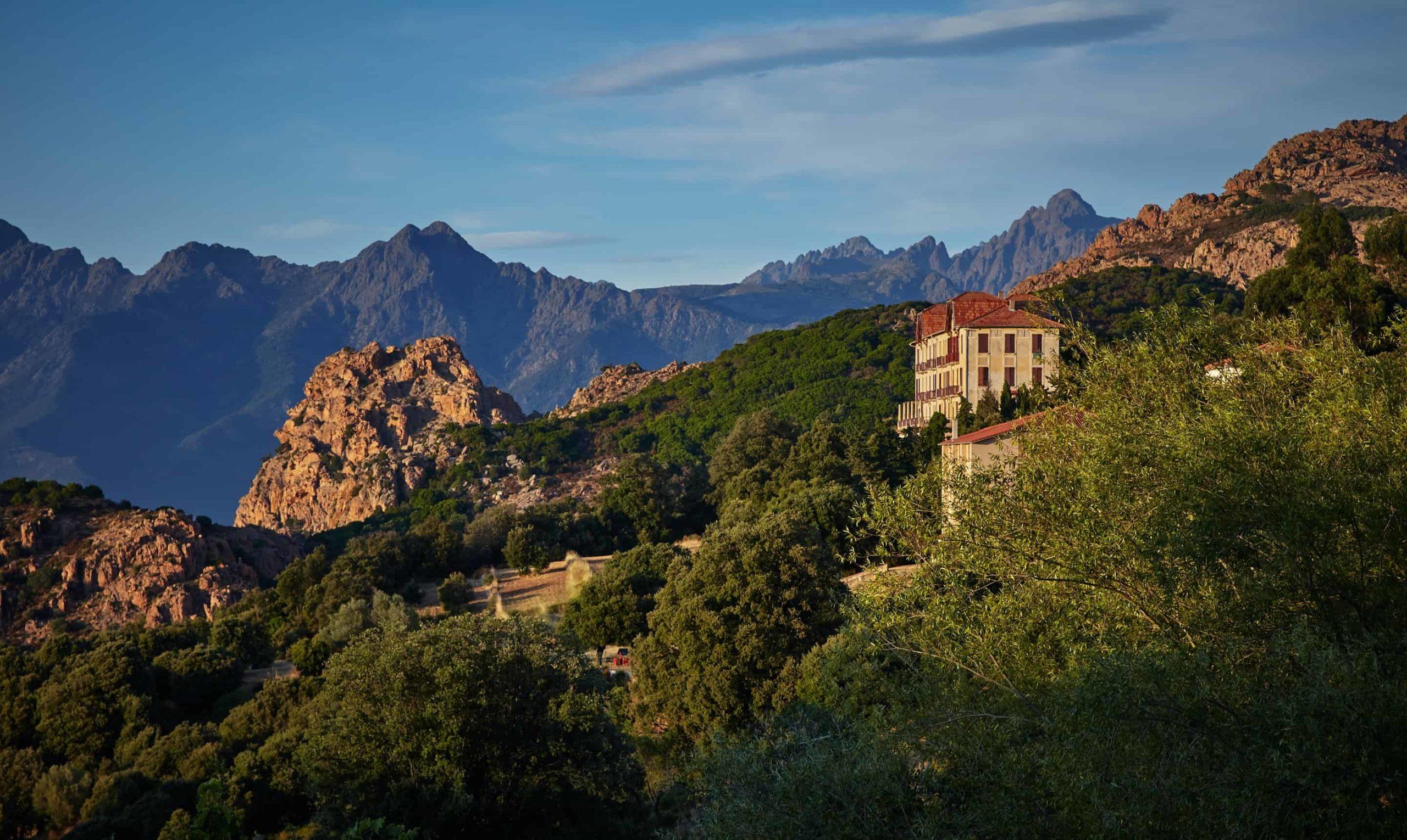 Acheter maison ancienne à Ajaccio en Corse