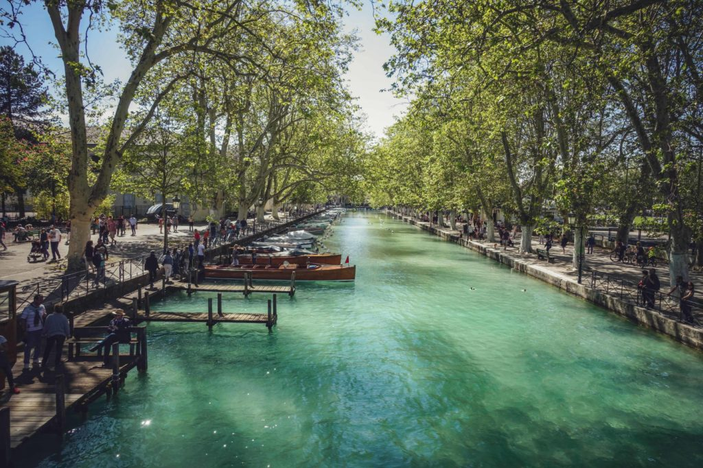 Immobilier à Annecy