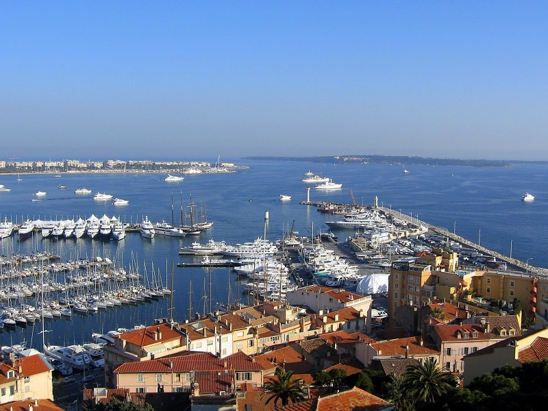 Cannes : un marché immobilier attractif