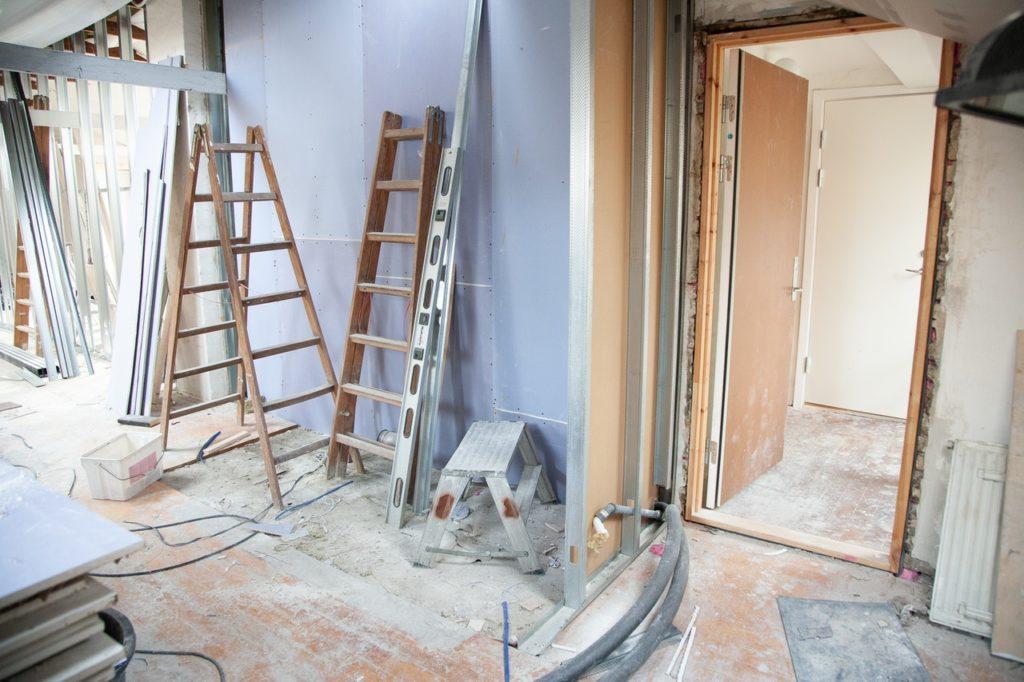 travaux de renovation droits proprietaire