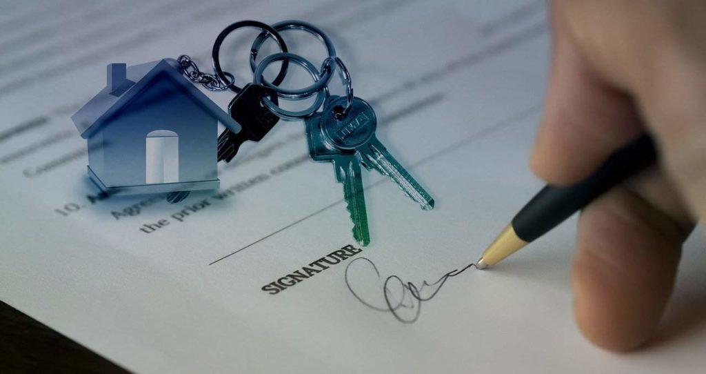 intérêts de la vente immobilière après estimation
