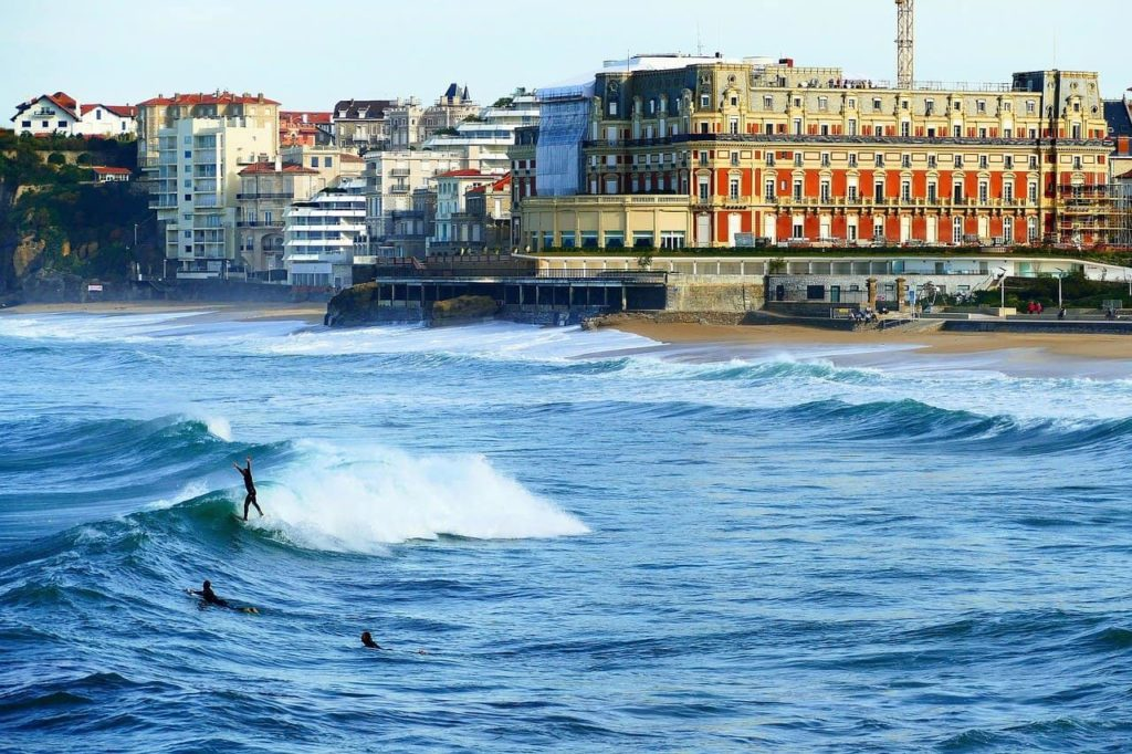 immobilier pays basque