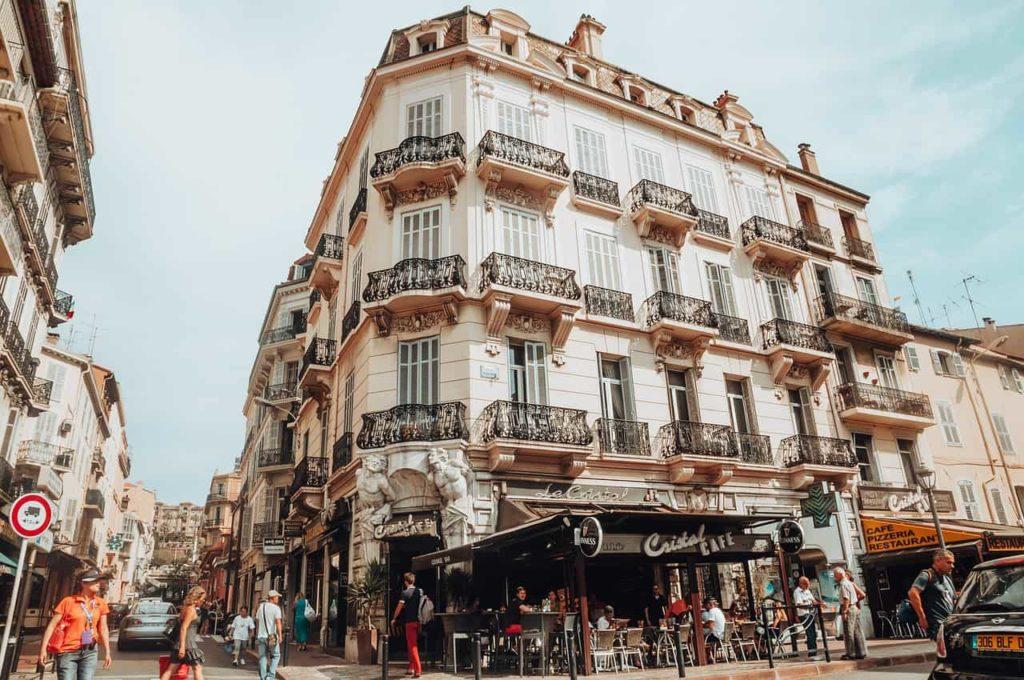 location de vacances à Cannes