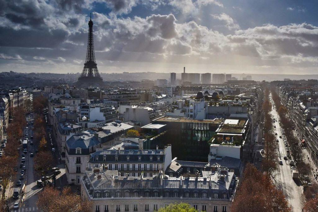 marché immobilier à Paris