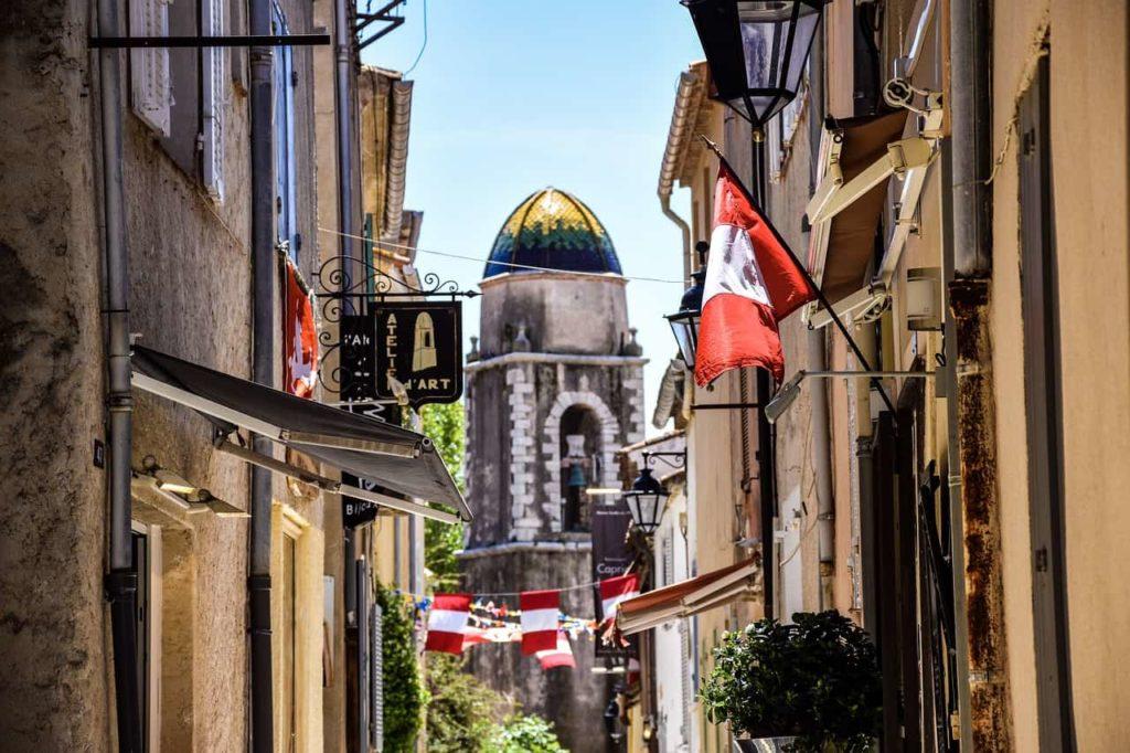 immobilier à Saint-Tropez